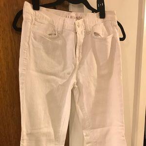 NWOT White Flare J Brand Jeans